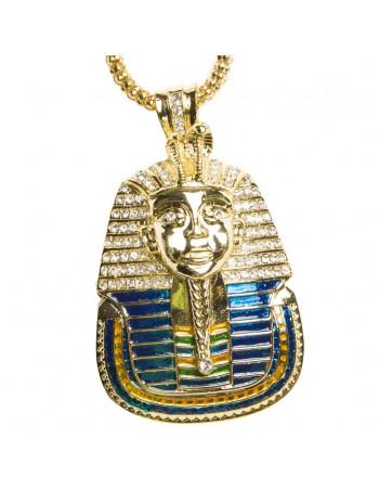 Guld Farao pendant