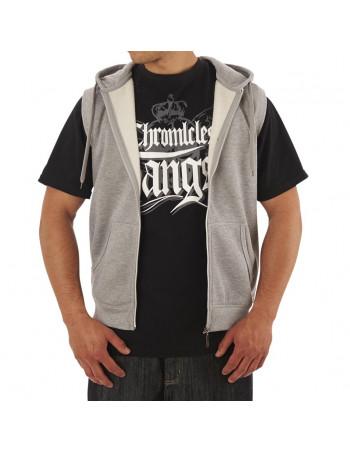 Townz Hooded Tee Grey