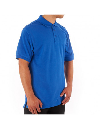 Access Plain Polo Royal