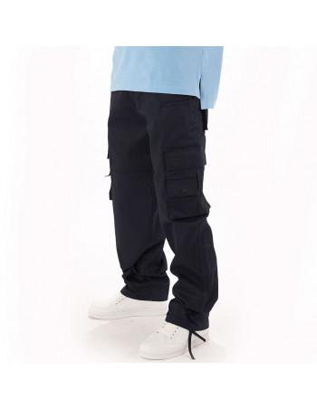 Access Premium Cargo Pants Navy