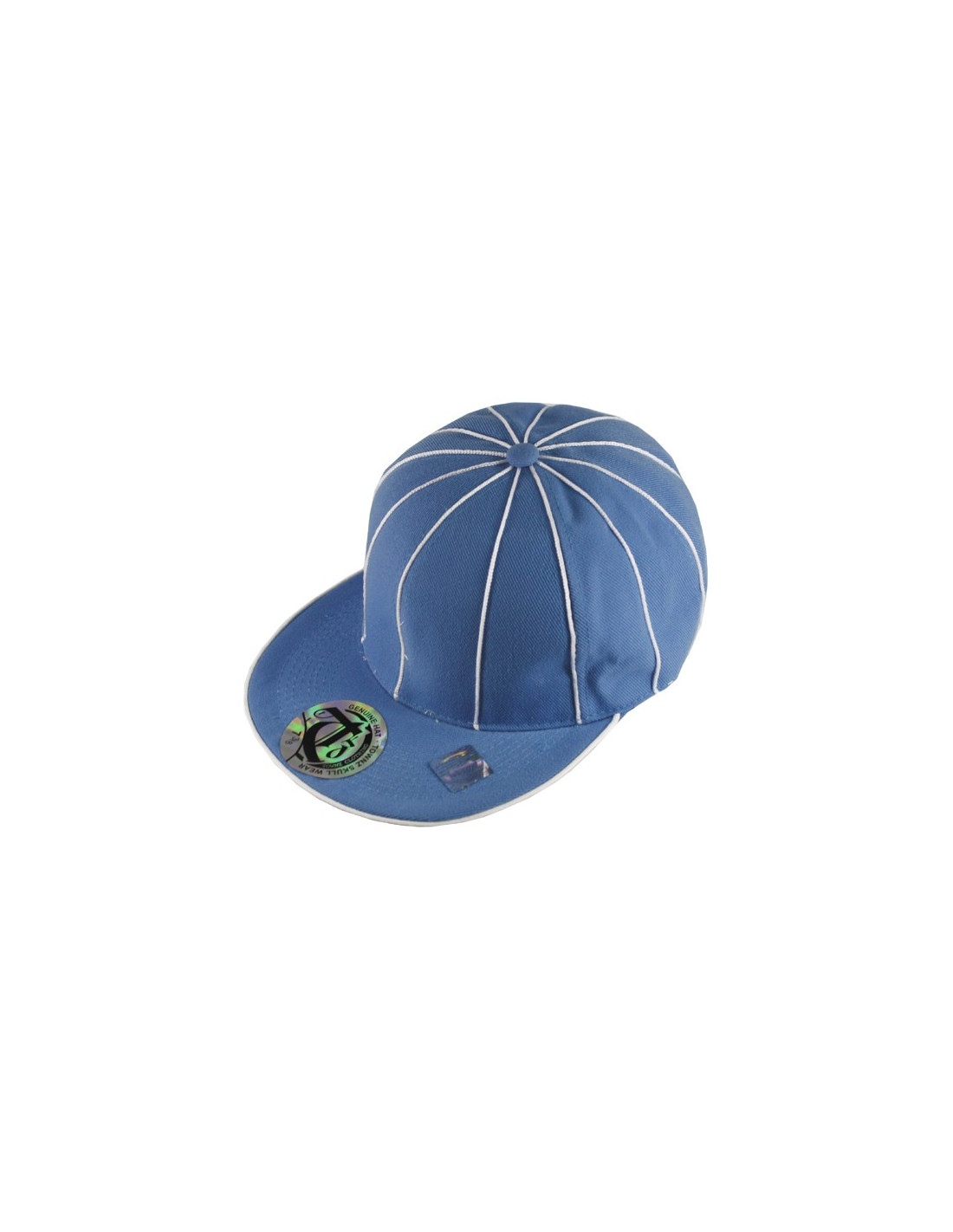 Townz Base Cap sky/white