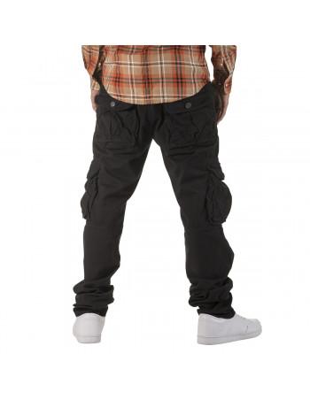 Escobar Cargo Pants Storm Black