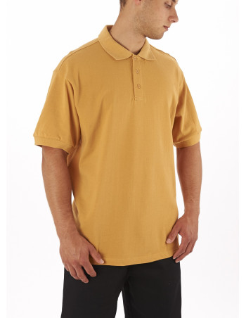 Access Plain Polo Gold