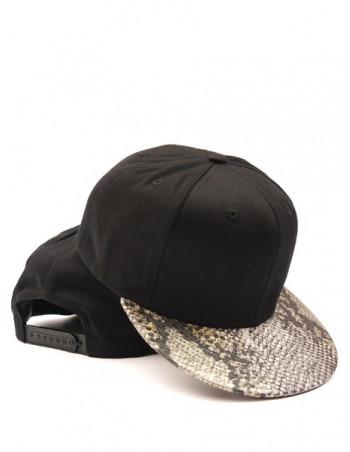 Townz Snapback Cap Snake grey