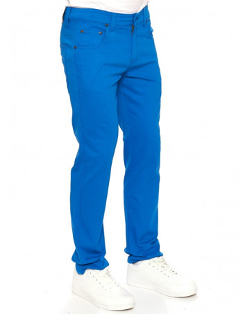 Escobar Slim Pants aqua