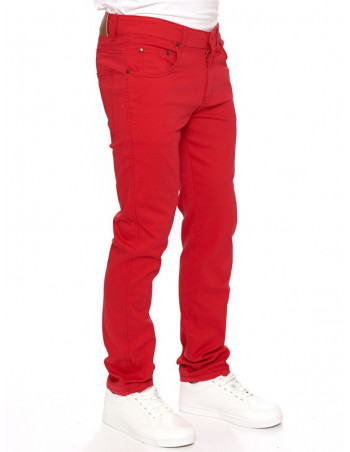 Escobar Slim Pants red