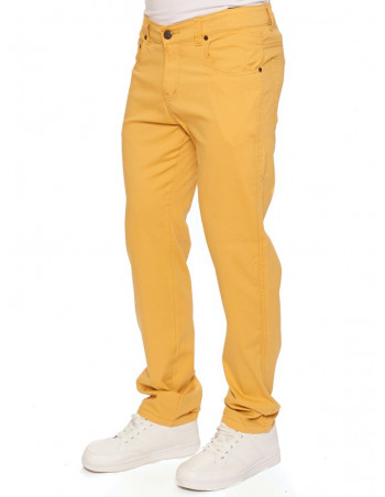 Escobar Slim Pants yellow