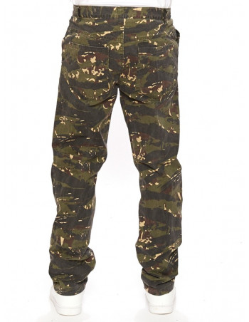 Access Washed Camo Cargo Tiger