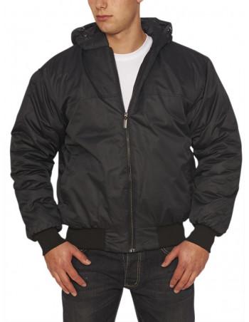 Townz Winter Jacket 2-Tone Black Black