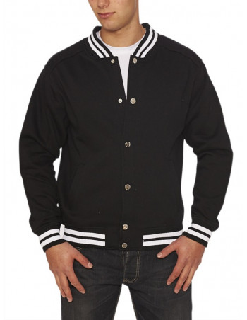 Townz College Jacket Dark