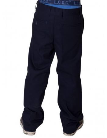 Kids Access Work Pants Chino Navy