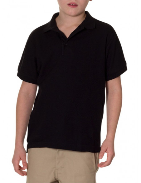 Kids Access Polo t-shirt Black