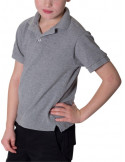 Kids Access Polo t-shirt Light Grey