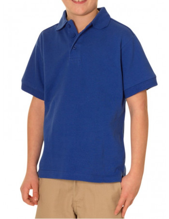 Kids Access Polo t-shirt Royal