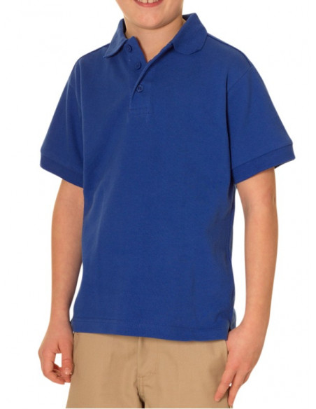 Kids Access Polo t-shirt Royal