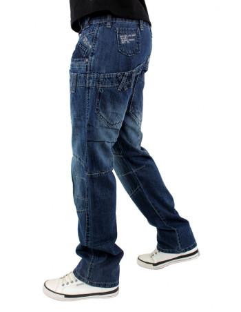 Brooklyn Mint Mag Tec Loose Stone Jeans