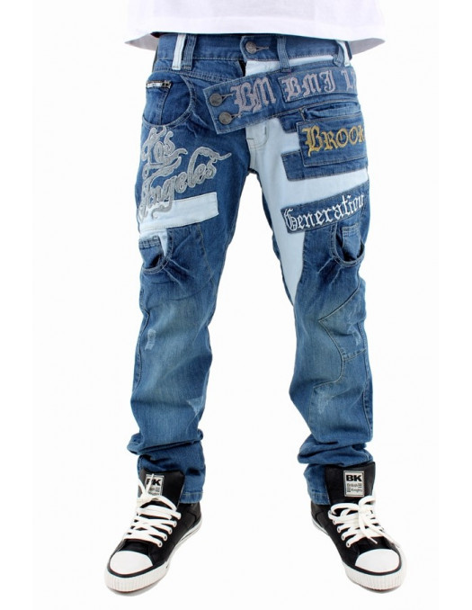 Brooklyn Mint Los Angeles LA Denim Jeans