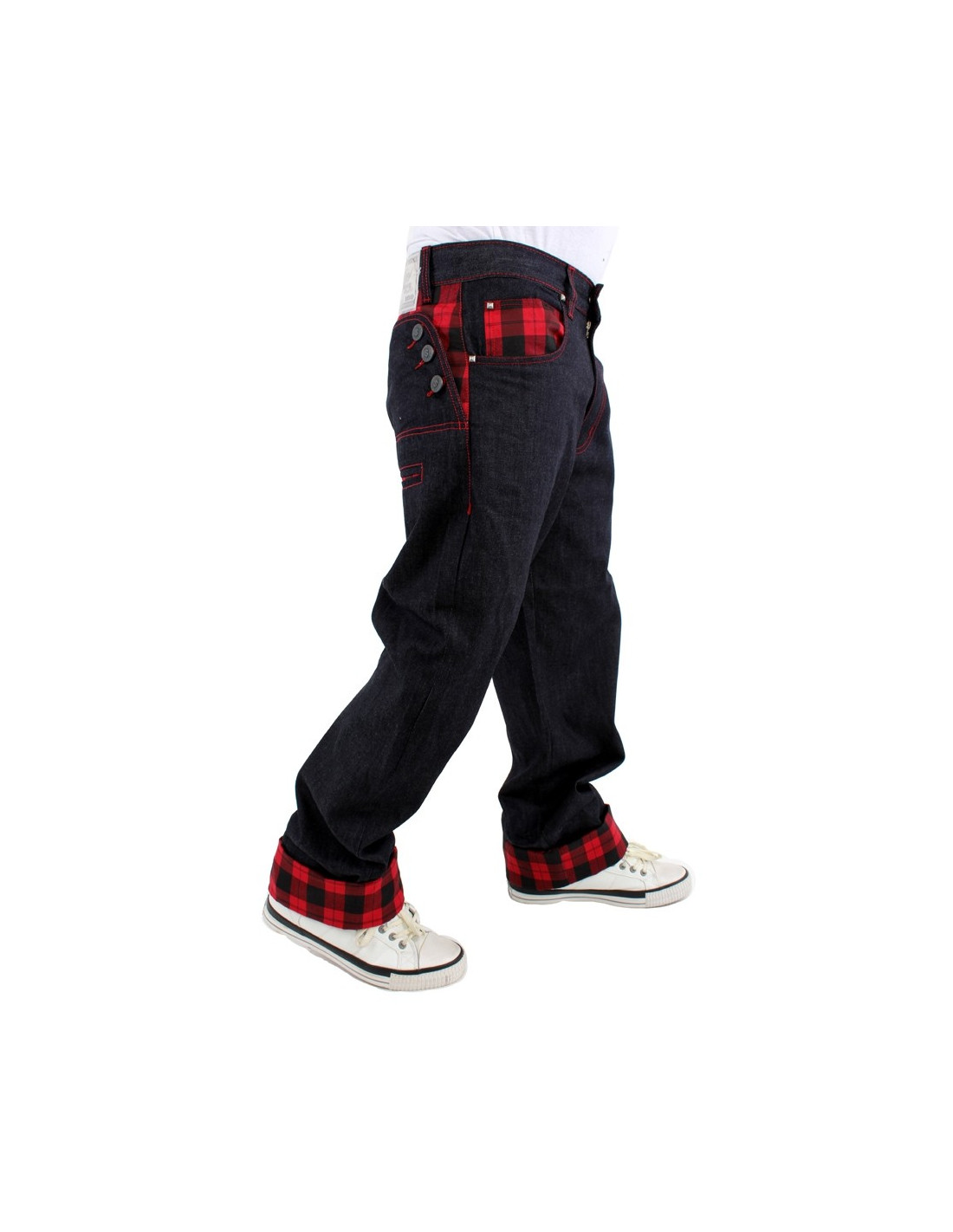 Fashion Baggy Jeans