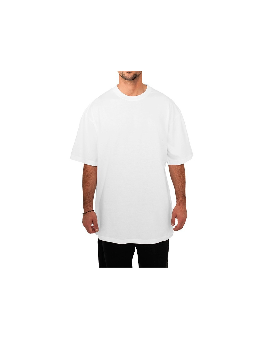 Baggy Plain T-shirts