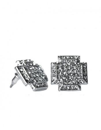 Earring / Ørestikker, Cross