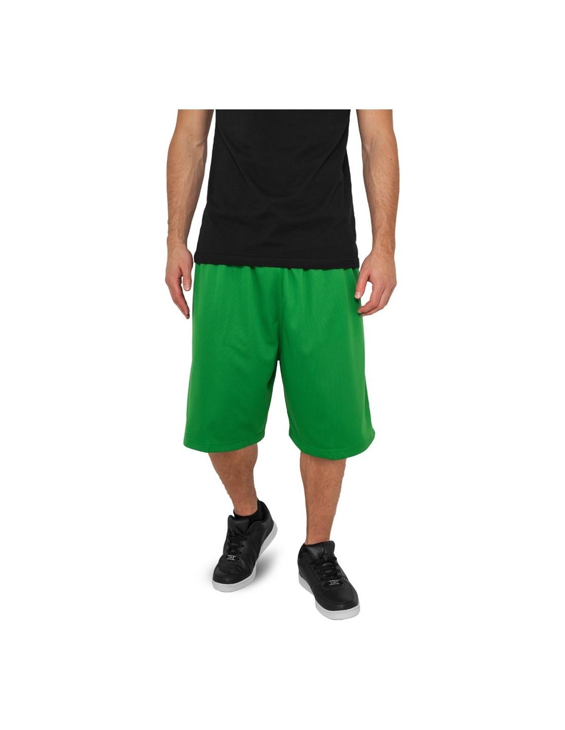 Urban Bball Mesh Shorts c.green