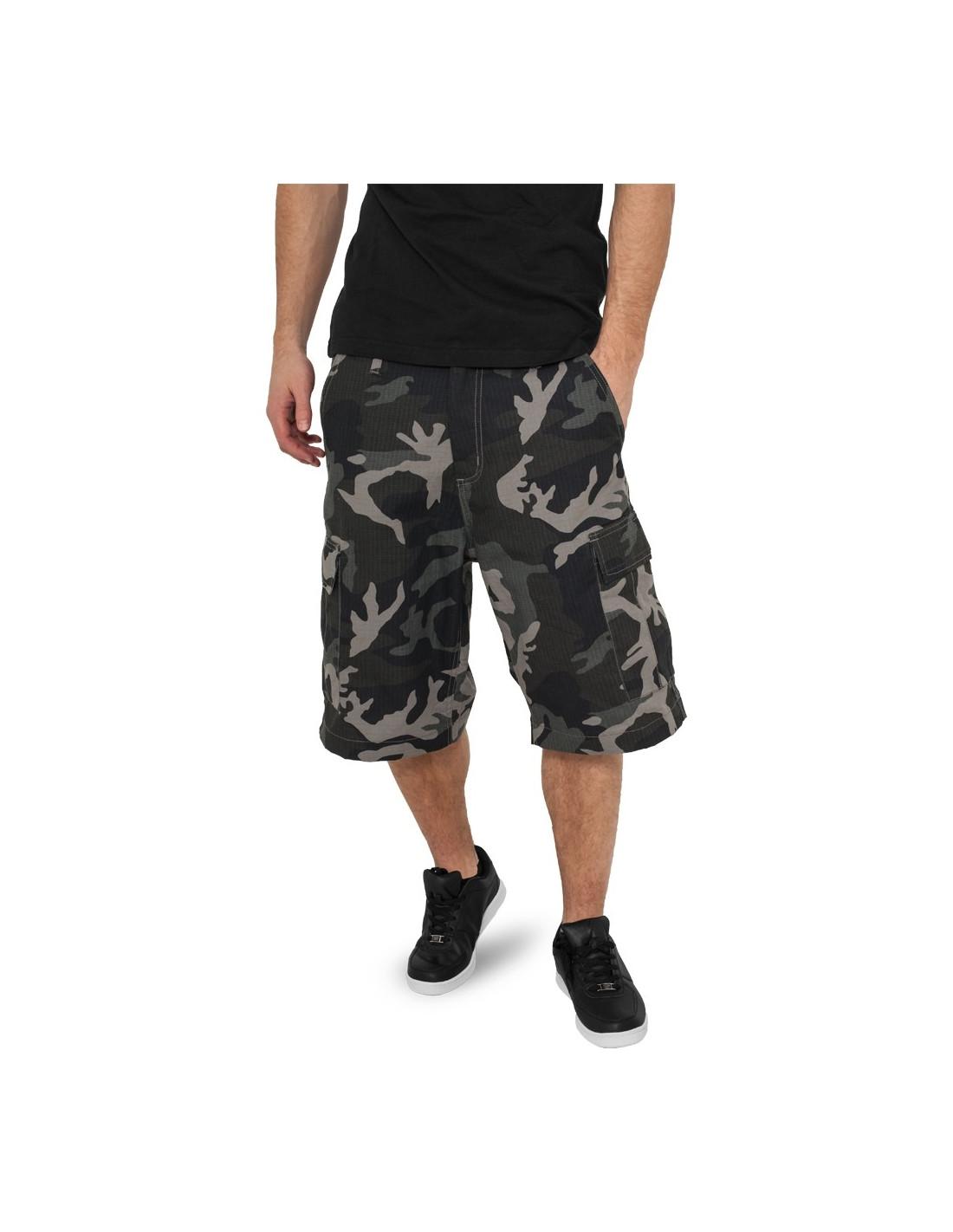 Urban Camouflage Cargo Shorts urban camo