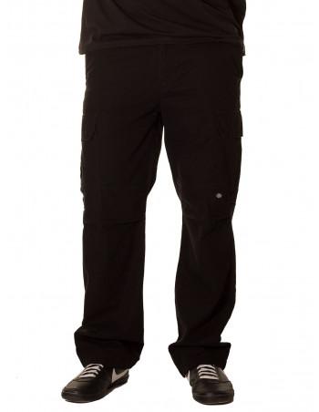 Dickies New York Cargo Pants Baggy Black