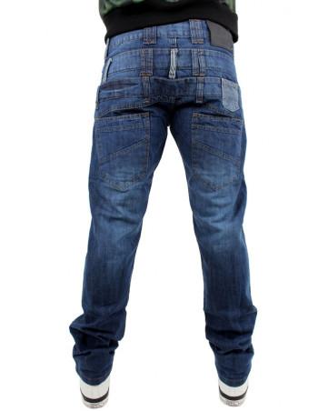 Brooklyn Mint Triple Solo Stone Wash Jeans