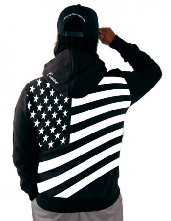 Cocaine Life Country Hunter Zip Hoodie