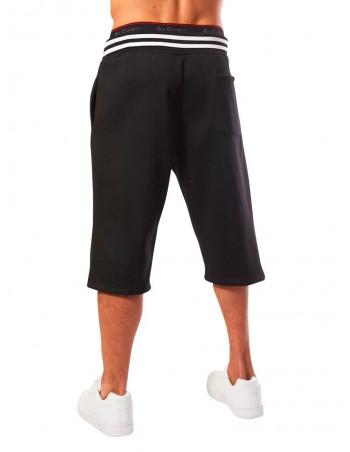 Townz Sweat Shorts Black