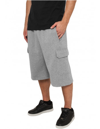 Urban Cargo Sweatshorts Grey