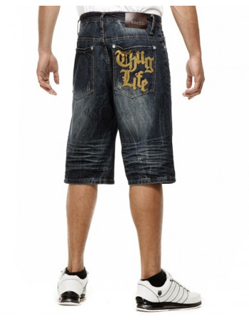 Thug Life The Royal Scripts Dark Shorts