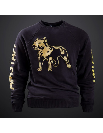 Amstaff Blade Logo Sweater Gold