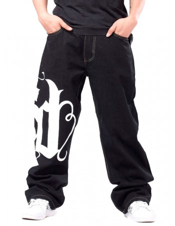 Townz Fashion Pants Suicide dawgs black
