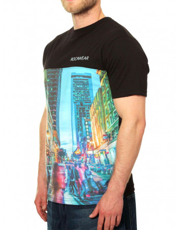 Rocawear t-shirt Coast to coast Big City