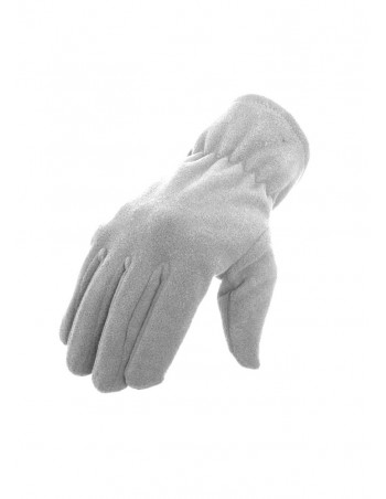 PolarFleece Gloves Grey
