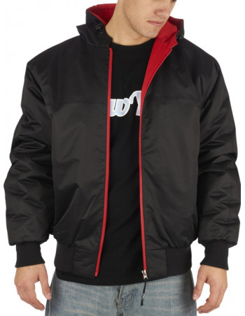 Townz Winter Jacket 2-Tone Black Red