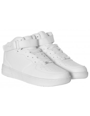 Cultz Hi Top Shoes White