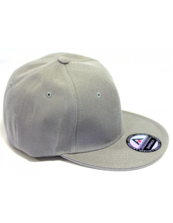 Access Snapback Cap Light Grey