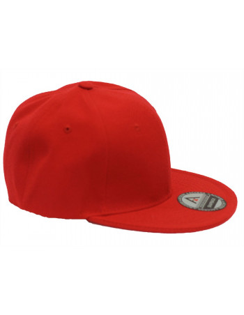 Access Snapback Cap Red
