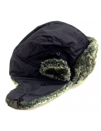 Identity Winter Hat/Black
