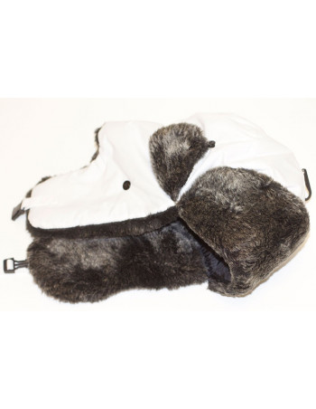 Identity Winter Hat/White