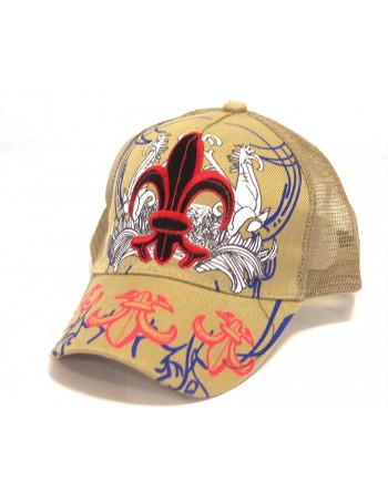 Identity Snapback Fantasy Cap/Khaki