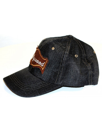 Hollywood Vintage Fashion Cap/Black