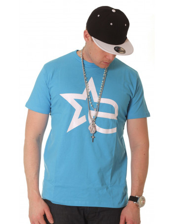 Escobar Signature T-Shirt/Blue White