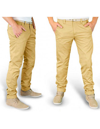 Surplus Chino Trousers/beige