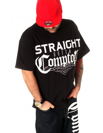 Straight Outta Compton Tee by BSAT