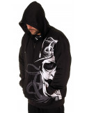 Cali Scull Hoodie by BSAT