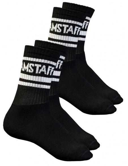 2-Pack Amstaff Sport Socks Black