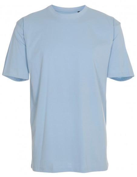 Premium T-Shirt Sky Blue Organic Cotton